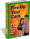Ebook cover: Fire Up Your Core