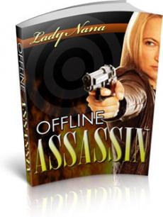 Ebook cover: Offline Assassin