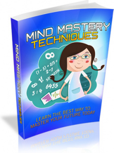 Ebook cover: Mind Mastery Techniques