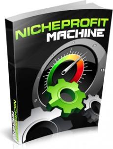 Ebook cover: Niche Profit Machine
