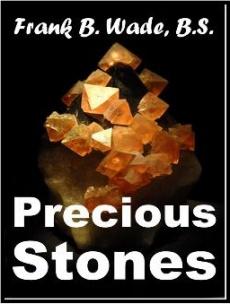 Ebook cover: PRECIOUS STONES