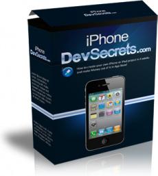 Ebook cover: iPhone Dev Secrets
