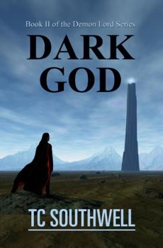 Ebook cover: Demon Lord II - Dark God
