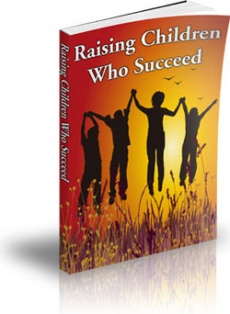 Ebook cover: Raising Children Who Succeed!