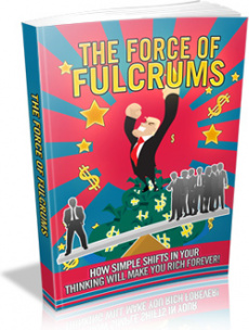 Ebook cover: The Force Of Fulcrums
