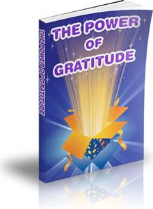 Ebook cover: The Power of Gratitude
