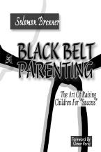 Ebook cover: Black Belt Parenting