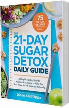 Ebook cover: The 21-Day Sugar Detox Program