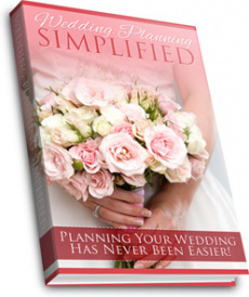 Ebook cover: Wedding Planning Simplified