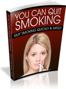 Ebook cover: You Can Quit Smoking