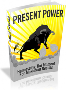 Ebook cover: Present Power