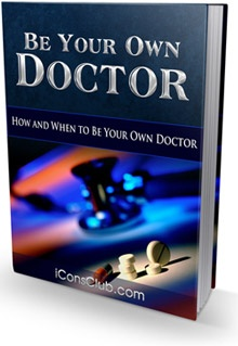 Ebook cover: Be Your Own Doctor!