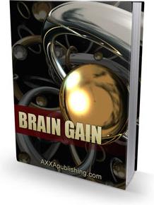 Ebook cover: Brain Gain