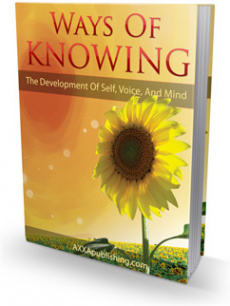 Ebook cover: Ways Of Knowing!