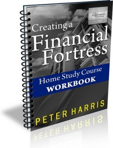 Ebook cover: Creating a Financial Fortress Investing In Apartments