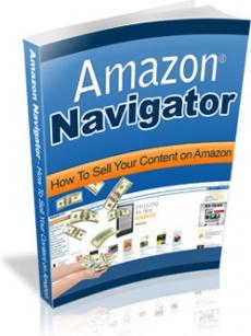 Ebook cover: Amazon Navigator