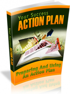 Ebook cover: Your Success Action Plan