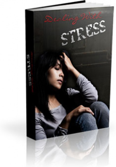 Ebook cover: Dealing With Stress