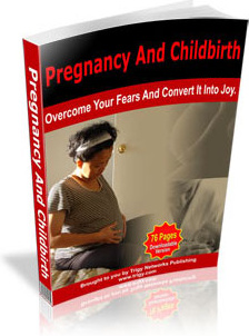 Ebook cover: Pregnancy And Childbirth