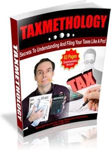 Ebook cover: TaxMethology