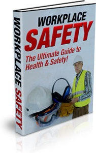 Ebook cover: Workplace Safety