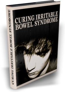 Ebook cover: Curing Irritable Bowel Syndrome