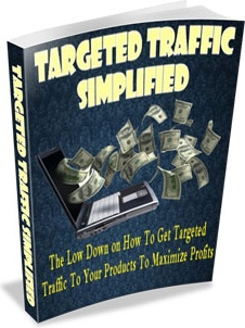 Ebook cover: Targeted Traffic Simplified