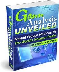 Ebook cover: Gann Analysis Unveiled