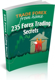 Ebook cover: 235 Forex Trading Secrets