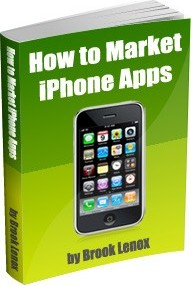 Ebook cover: How to Market iPhone Apps