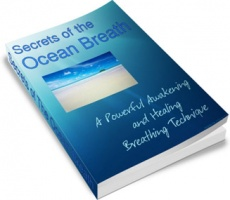 Ebook cover: The Secrets Of The Ocean Breath
