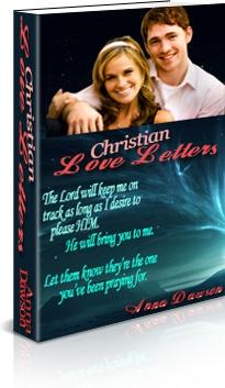 Ebook cover: Christian Love Letter