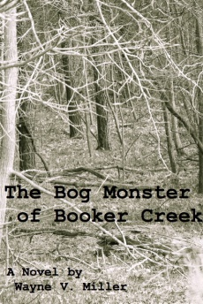Ebook cover: The Bog Monster of Booker Creek