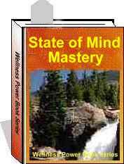 Ebook cover: State of Mind Mastery, discovering Emotional Intelligence