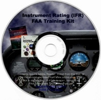 Ebook cover: Instrument Rating FAA Training Kit