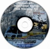 Ebook cover: Rotorcraft/Helicopter Pilot FAA Library & Study Kit