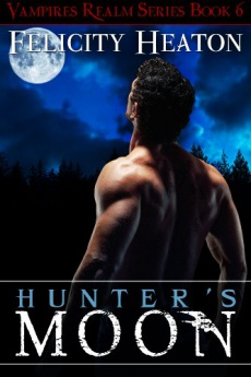 Ebook cover: Hunter's Moon