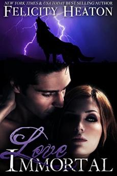 Ebook cover: Love Immortal