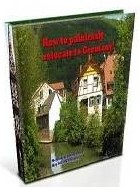 Ebook cover: How to painlessly relocate to Germany