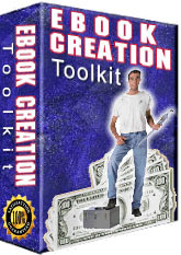 Ebook cover: eBook Creation Toolkit