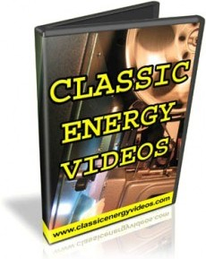 Ebook cover: Classic Energy Videos