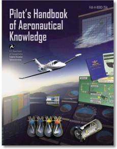 Ebook cover: The Pilot's Handbook Of Aeronautical Knowledge