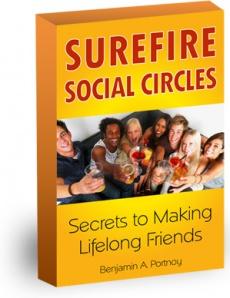 Ebook cover: Surefire Social Circles