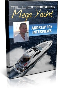 Ebook cover: Millionaire Yacht Video How I Made $70,697 From A Product I Didn't Even Create