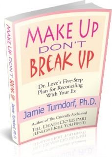 Ebook cover: Make Up, Don`t Break Up!