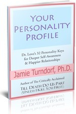 Ebook cover: Your Personality Profile