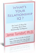 Ebook cover: What's Your Relationship IQ?