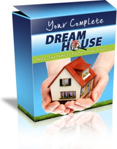 Ebook cover: Creating Your Dream Home