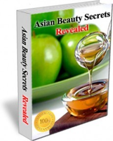 Ebook cover: Geisha Spa - Asian Beauty Secrets Revealed