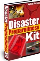 Ebook cover: Disaster Preparedness Kit
